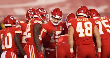 The Kansas City Chiefs prepare to host Atlanta