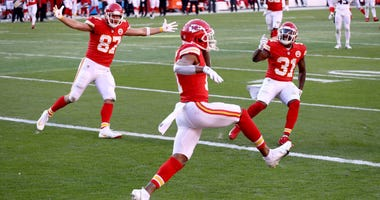Chiefs close out the regular season on Sunday