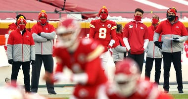 The Kansas City Chiefs prepare for the NFL post-season