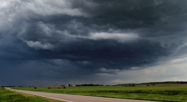 Storms likely across Kansas throughout Memorial Day weekend