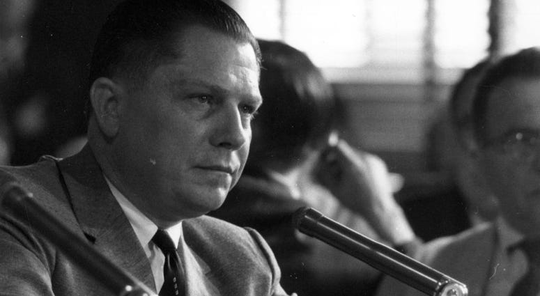 Picture of Jimmy Hoffa