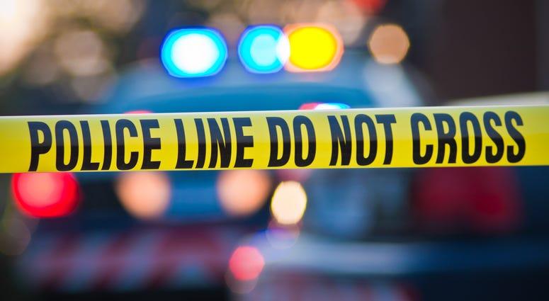 Police Crime Tape