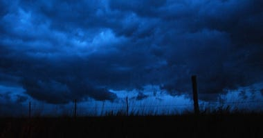 Severe weather warnings north and east of Sedgwick County