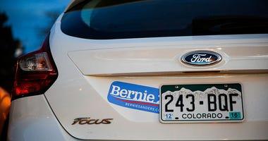 Colorado car tag