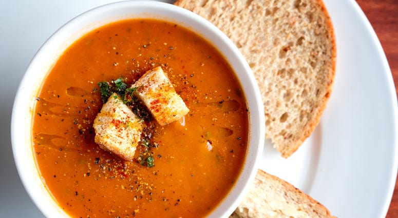 January is National Soup Month, which is your favorite?