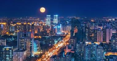 Coronavirus numbers spiking in Beijing