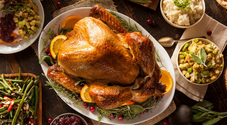 How do you prepare your Thanksgiving turkey?