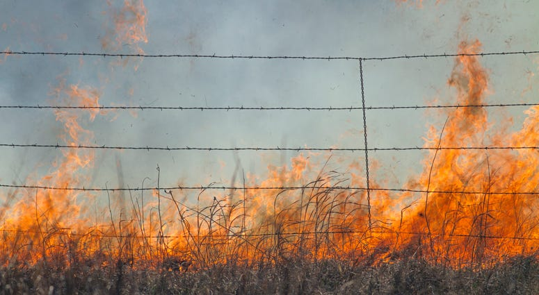 Gov. Kelly issues disaster declaration over fire risk