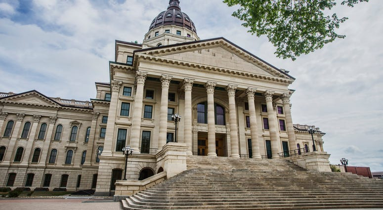 Kansas statehouse partially evacuated due to suspicious package