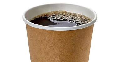 Kansas police apologize for faked story of expletive on cup