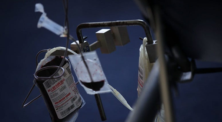 Give Blood to Give Time