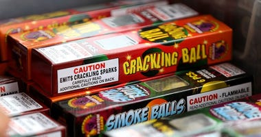 Does the State of Kansas need to legalize year-round fireworks sales?