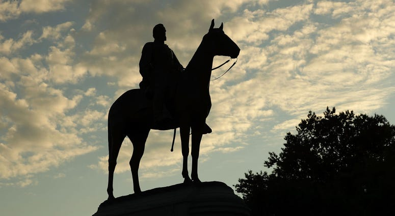 Should statues of confederate soldiers remain on public display?