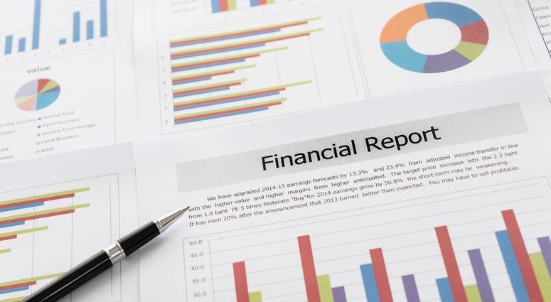 Finanacial graphs