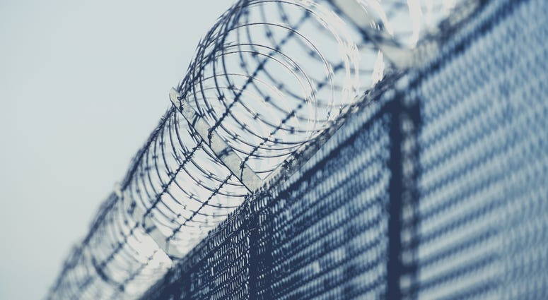 Inmates out of cells and destroying property at Lansing prison