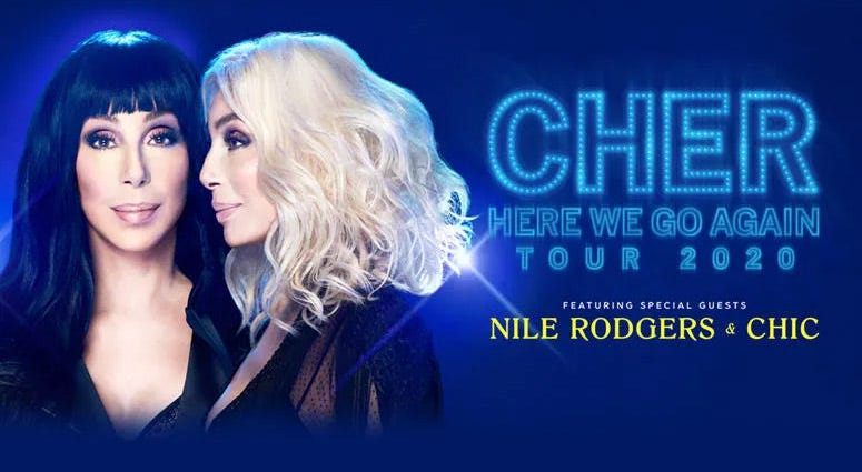 Fall in love with Cher!