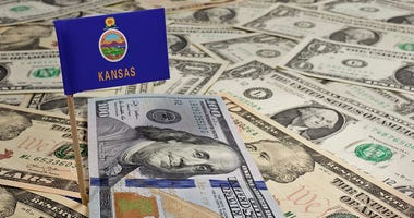 Kansas' March taxes $8.6M short of expectations