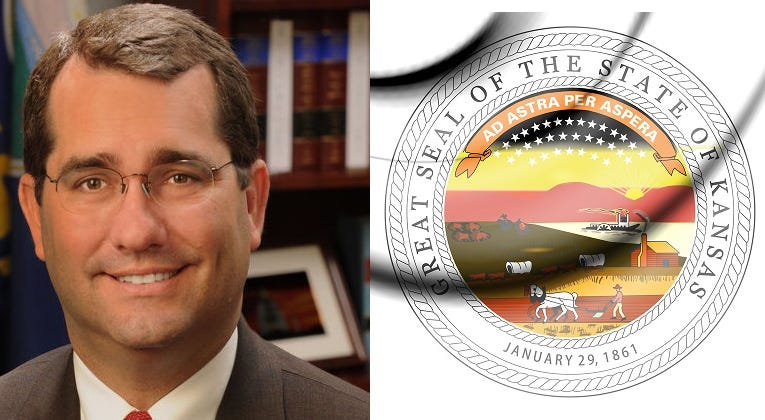Kansas AG asking Google and Apple to police contact tracing apps