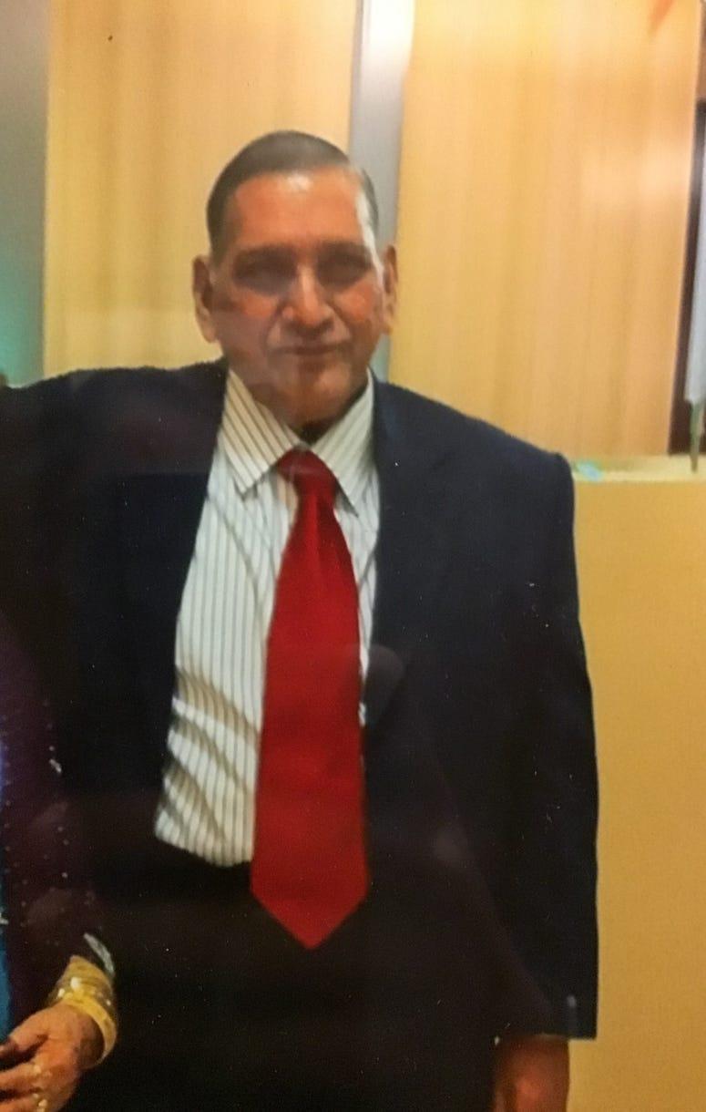 Liaquet Khan, 73
