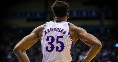 KU's Udoka Azubuike taken 27th in the NBA Draft