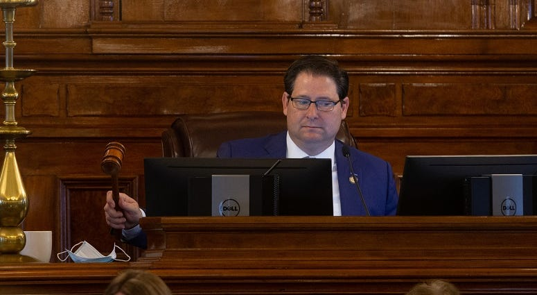 Kansas House speaker had coronavirus; governor to get tested