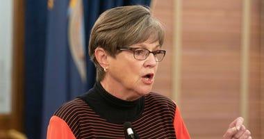 Kansas governor 'very comfortable' with vaccine distribution