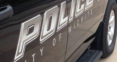 Close up of Wichita Police vehicle