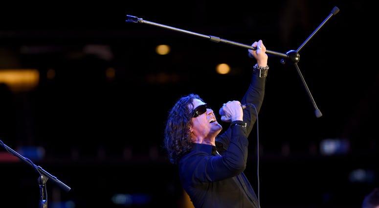 Musician Dave Bray