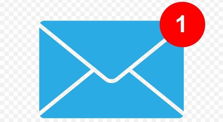 Inbox sign