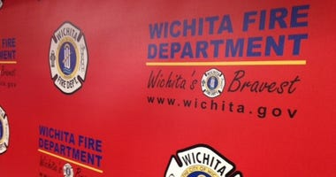 Wichita Fire Department banner