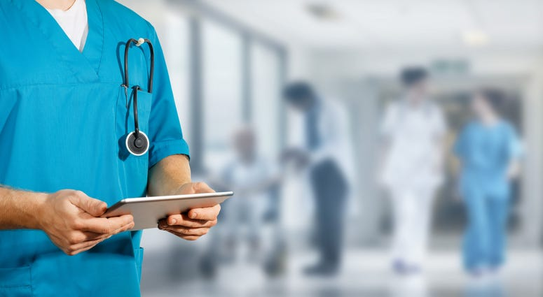 Concept of global medicine and healthcare