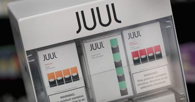 picture of e-cigarette package