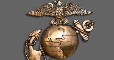 Marine Eagle ,Globe and Anchor