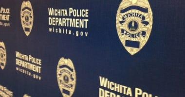 Wichita Police logo on background