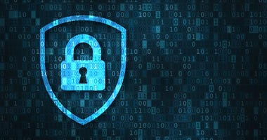 Cyber security and data privacy protection concept