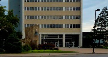 Sedgwick County Courthouse, downtown Wichita, Kansas