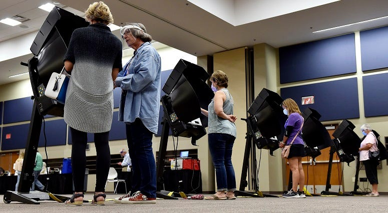 Primary election sets up contest for Kansas' 1st District