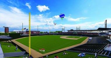 Wichita Wind Surge, baseball