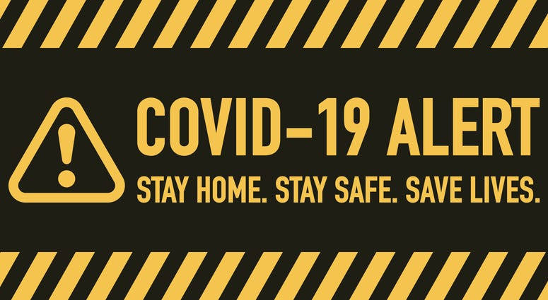 Stay home, Stay safe, Save lives.