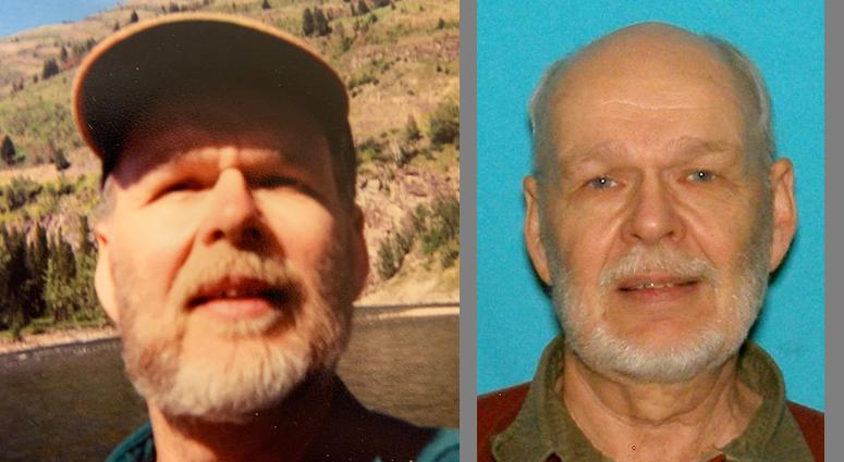 KBI issues Silver Alert for missing Inman man