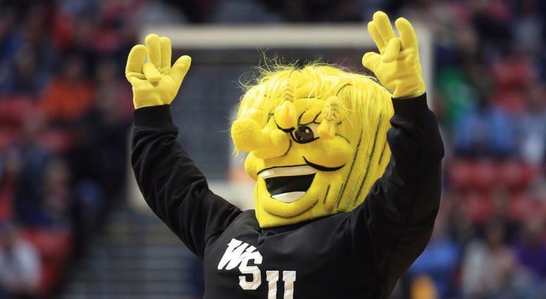 Wichita State Shocker mascot