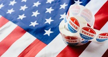 Vote Stickers