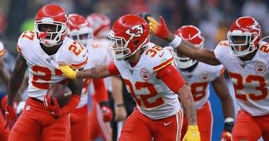 A big win in Mexico City for the Chiefs