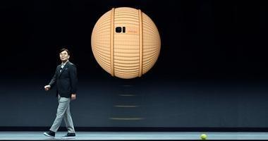 Samsung debuts a robot ball at CES