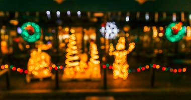 Christmas Lights Display