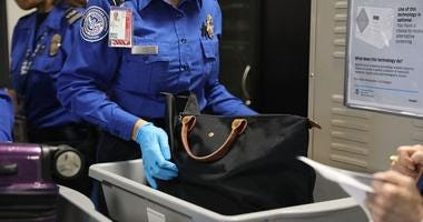 The TSA finds a dozen guns a day at U.S. airports