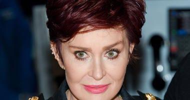 Sharon Osbourne portrait