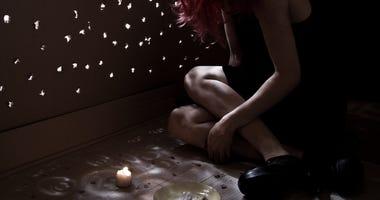 Sex trafficking victim
