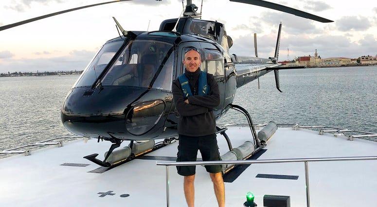 Kobe Bryant helicopter pilot