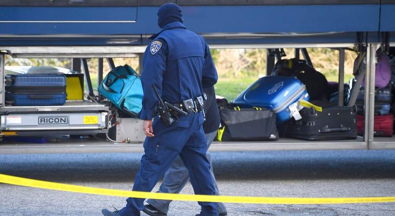 Greyhound bus shooting